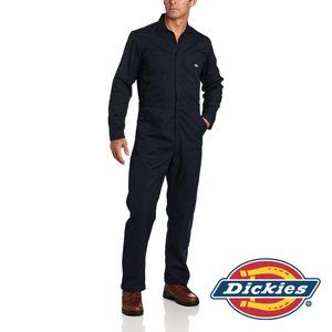 Dickies Men's Long Sleeve Blended Basic Coverall